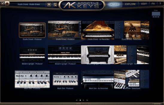 XLN Audio - Addictive Keys 1 1 4 Complete